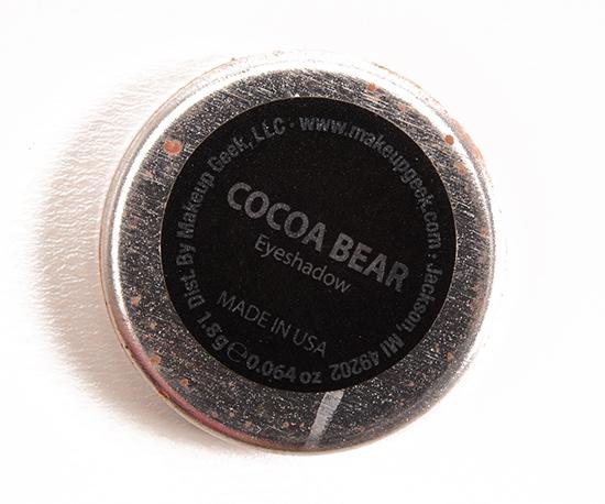 Makeup Geek Cocoa Bear Eyeshadow