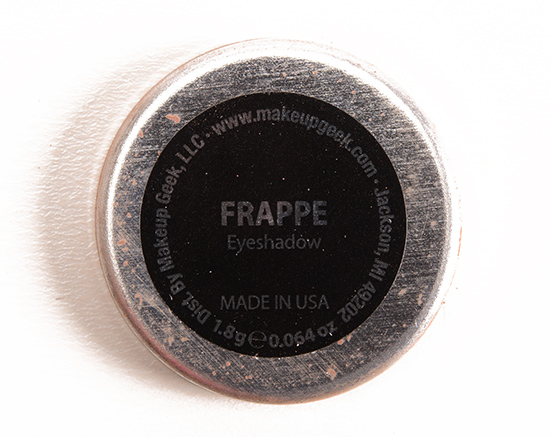 Makeup Geek Frappe Eyeshadow