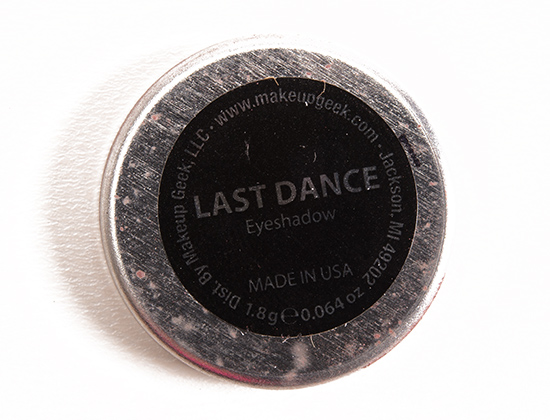 Makeup Geek Last Dance Eyeshadow