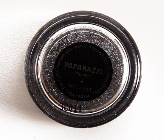 Makeup Geek Paparazzi Pigment