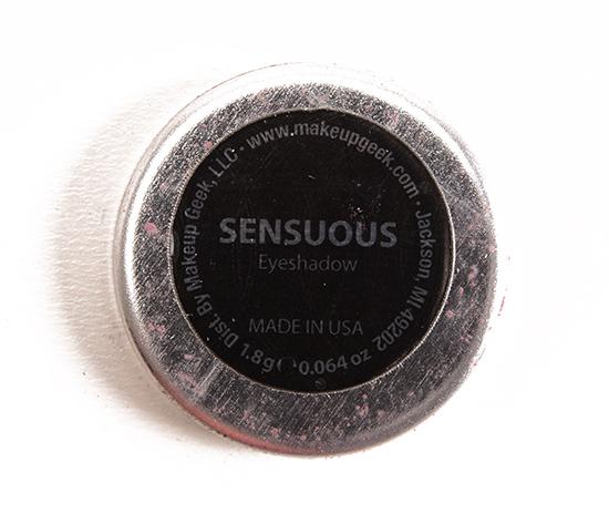 Makeup Geek Sensuous Eyeshadow