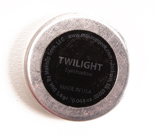 Makeup Geek Twilight Eyeshadow