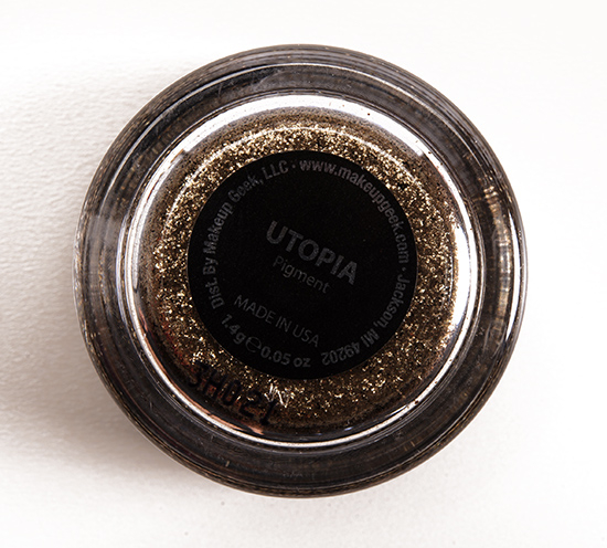Makeup Geek Utopia Pigment