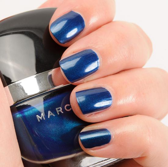 Marc Jacobs Beauty Blue Velvet (132) Enamored Hi-Shine Nail lacquer
