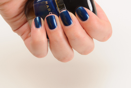 Marc Jacobs Beauty Blue Velvet (132) Enamored Hi-Shine Nail lacquer