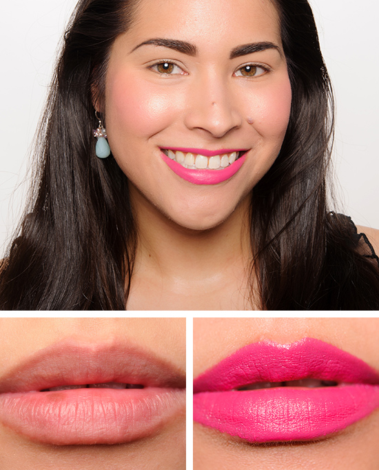 Milani Hot Pink Rage Color Statement Lipstick