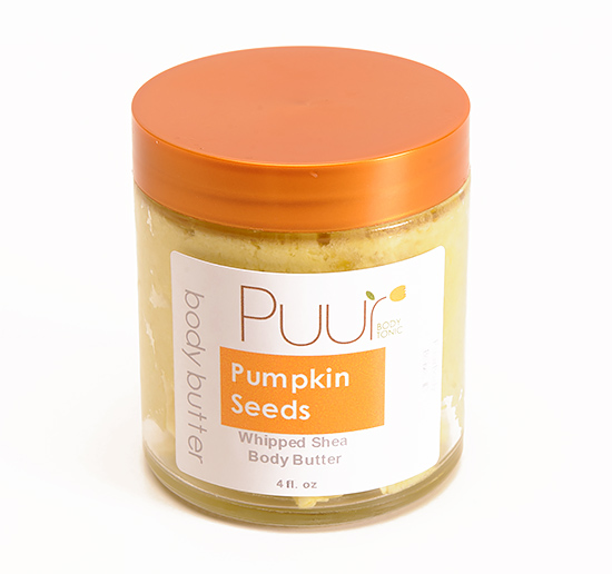 Purr Pumpkin Spice Body Butter