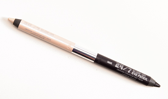 Urban Decay Crave + Venus 24/7 Glide-On Double-Ended Eye Pencil