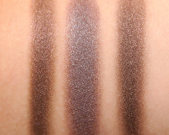 EUrban Decay Naked, Naked2, Naked3 Eyeshadow Palette Comparisons