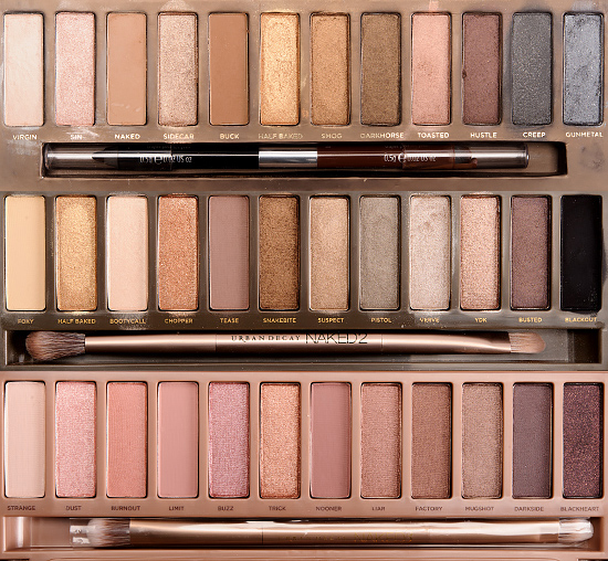 Urban Decay Naked 3 Eyeshadow Palette - The Makeup Store MNL