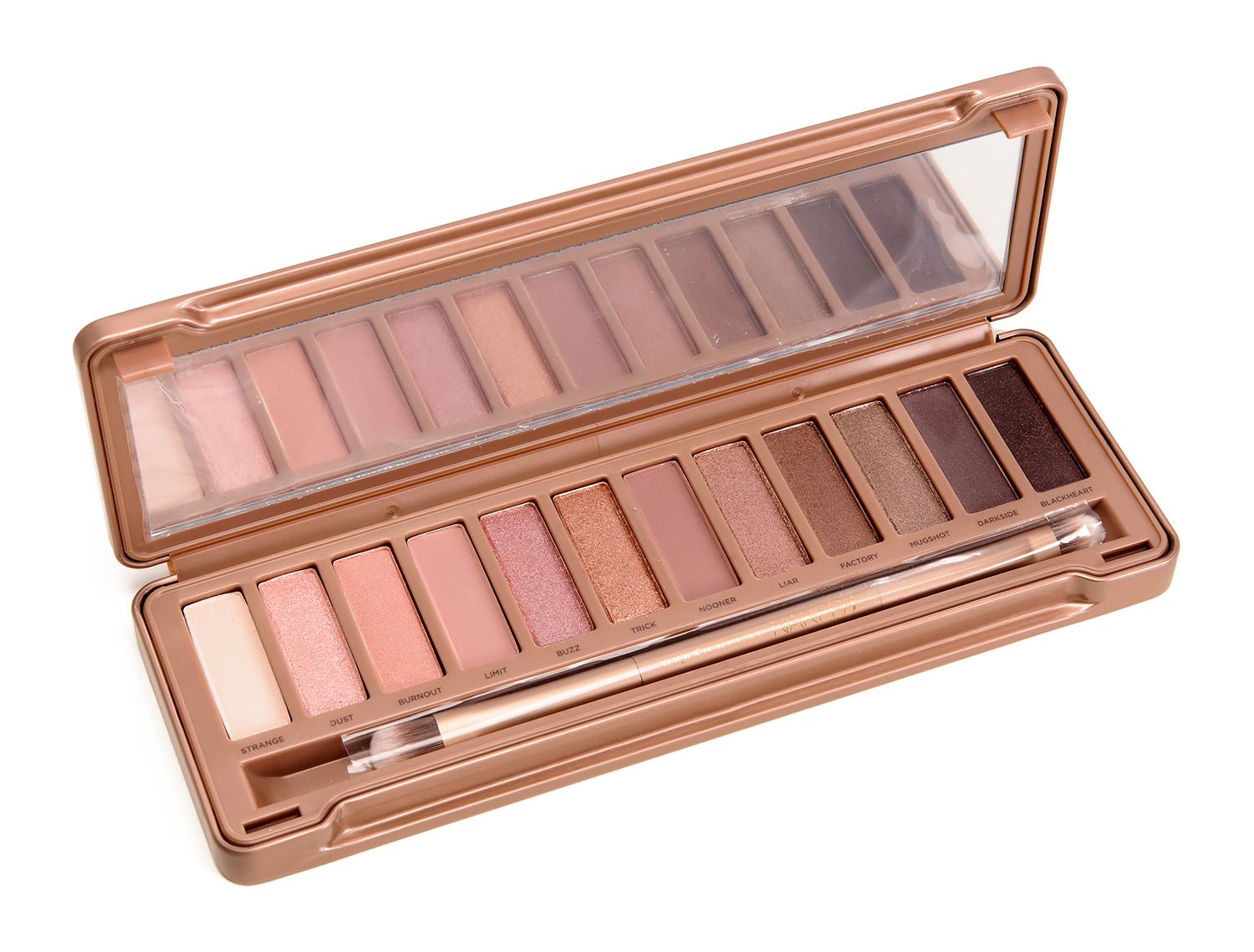 Urban Decay Naked3 Eyeshadow Palette Review, Photos, Swatches