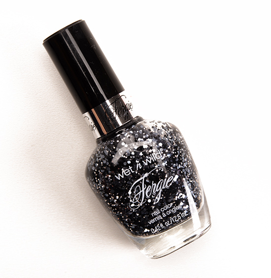 Wet 'n' Wild Black Metal Magic Nail Lacquer