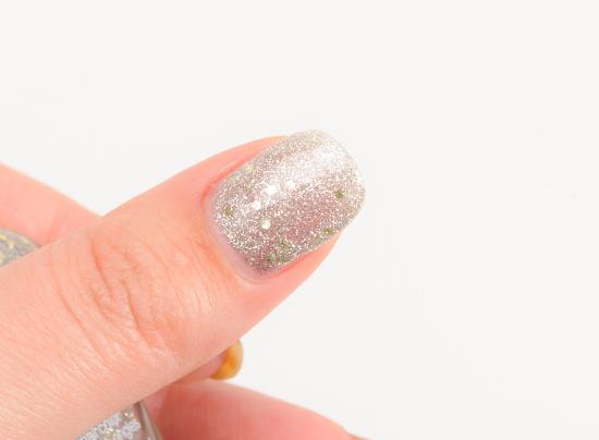 Wet 'n' Wild Titanium Crush Nail Lacquer