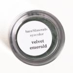 bareMinerals Velvet Emerald Eyecolor
