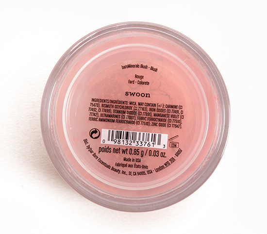 bareMinerals Swoon Blush