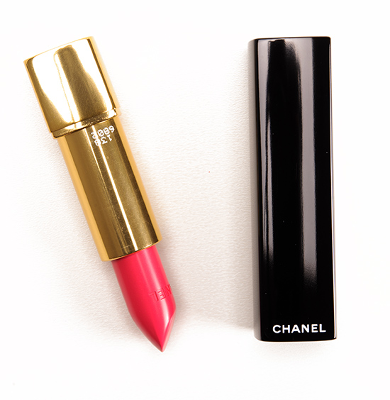 Chanel Fougueuse (138) Rouge Allure Lipstick