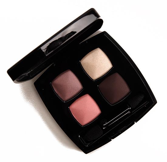 Chanel Quadrille (537) Eyeshadow Quad
