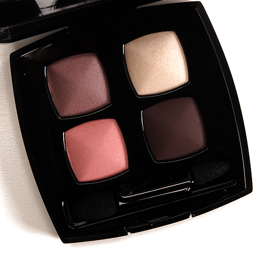 Chanel Quadrille (537) Eyeshadow Quad