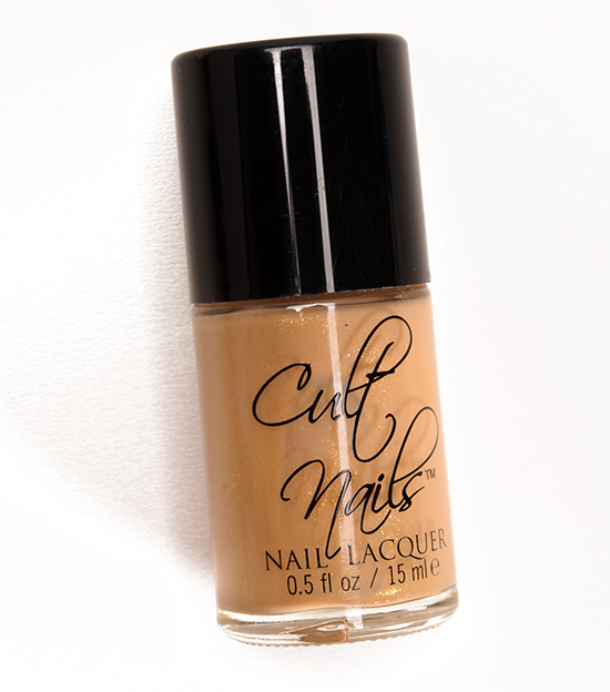 Cult Nails Baker Nail Lacquer