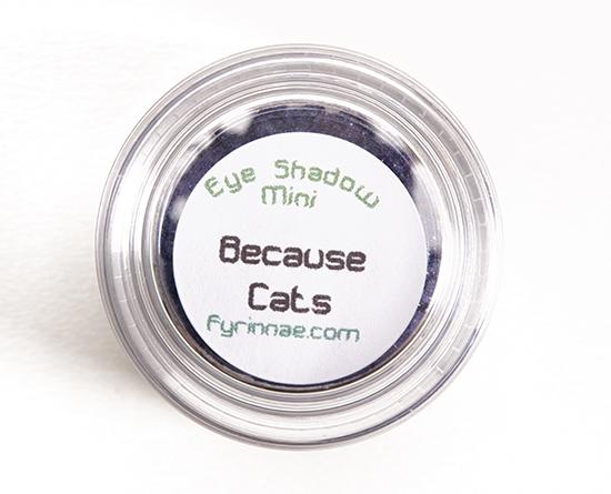 Fyrinnae Because Cats Eyeshadow