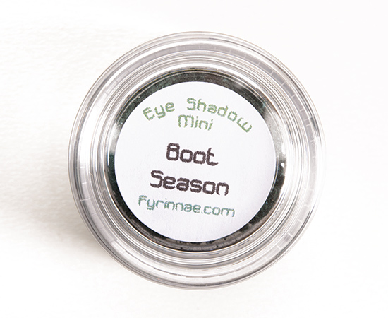 Fyrinnae Boot Season Eyeshadow