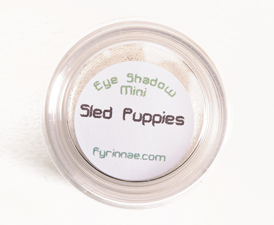 Fyrinnae Sled Puppies Eyeshadow