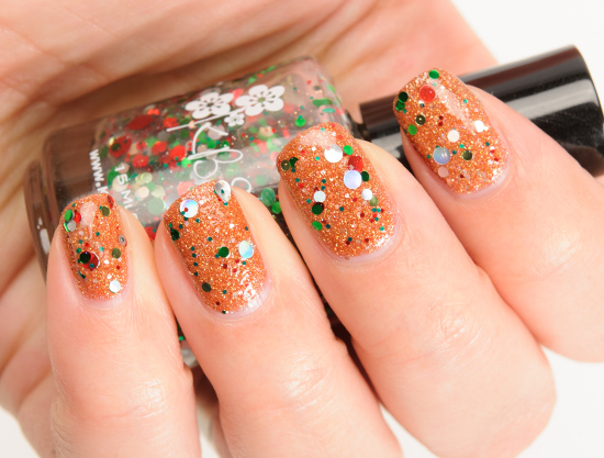 KB Shimmer Kringle All the Way Nail Lacquer