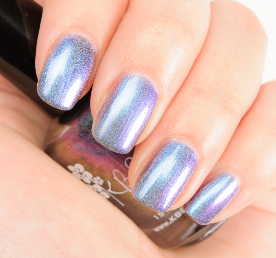 KB Shimmer Rollin' with the Chromies Nail Lacquer