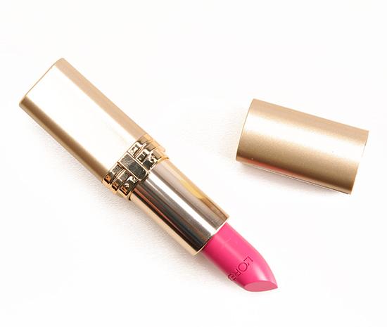 L'Oreal Pink Flamingo (180) Colour Riche Lipstick