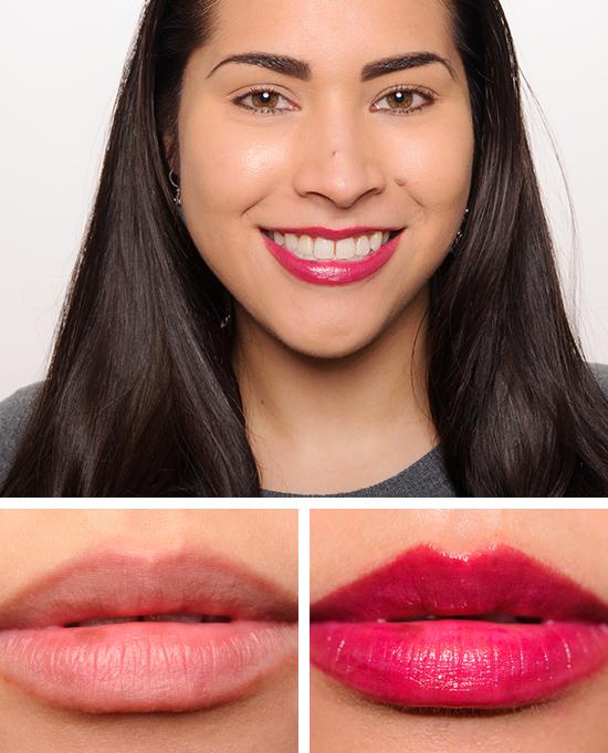 Mac Huggable Lipcolour Reviews Photos Swatches Part 2