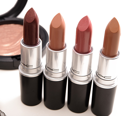 MAC Magnetic Nude Lipsticks