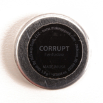 Makeup Geek Corrupt Eyeshadow