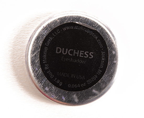 Makeup Geek Duchess Eyeshadow