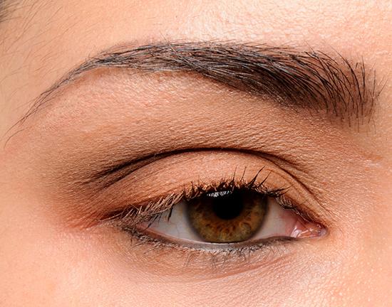 Makeup Geek Glamorous, Mango Tango, Simply Marlena, Duchess, Peach Smoothie Eyeshadows