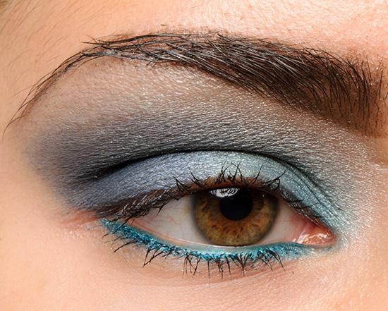 Makeup Geek Mermaid, Nautica, Peacock, Stealth, Shimma Shimma, Vanilla Bean Eyeshadows