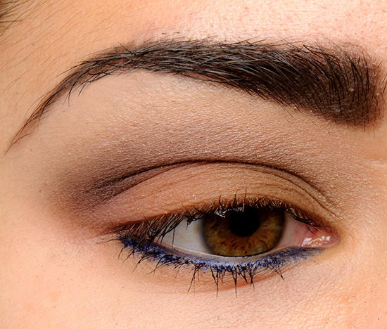 Makeup Geek Preppy, Latte, Unexpected, Drama Queen Eyeshadows