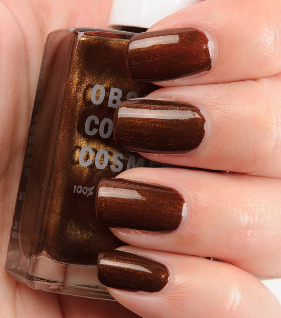 OCC Isherwood Nail Lacquer