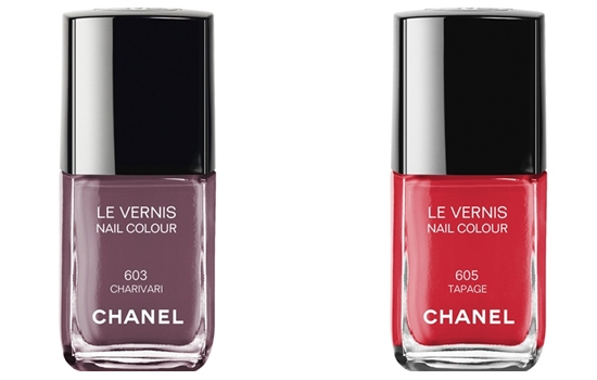 Chanel Notes de Printemps Collection for Spring 2014