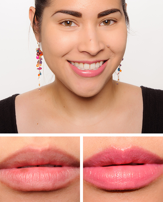 Tarte Amazonian Butter Lipstick Review Photos Swatches