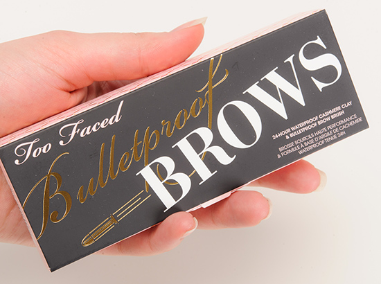 Too Faced Universal Brunette Bulletproof Brows