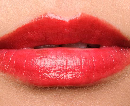 Too Faced Red Stiletto La Creme Lipstick