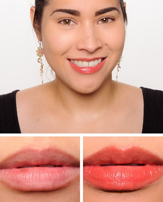 YSL Corail Aquatique (7) Glossy Stain
