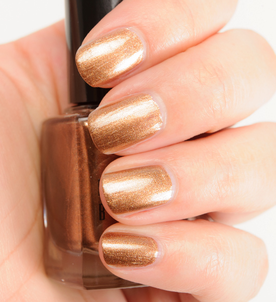 Bobbi Brown Bronze Nail Polish