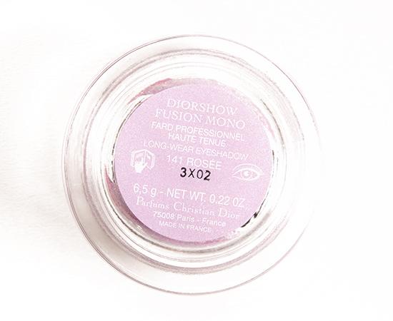 Dior Rosee (141) Fusion Mono Eyeshadow
