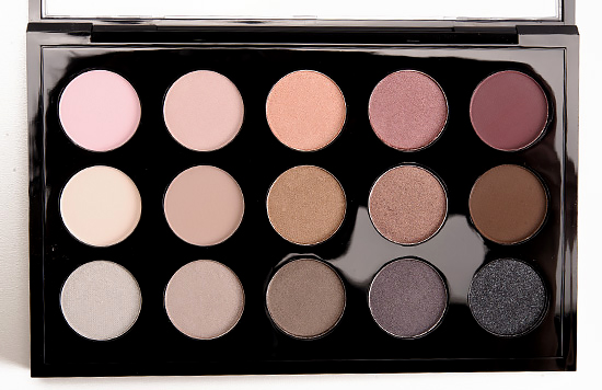 MAC Eyeshadow x 15/Cool Neutral Palette