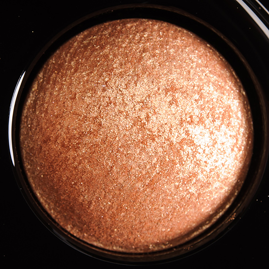 MAC A Glimmer of Gold Mineralize Eyeshadow Quad
