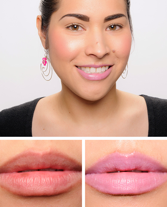 MAC Rose Lily Lipstick