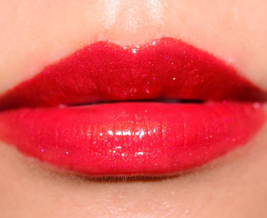MAC Viva Glam Rihanna Lipglass over Lipstick