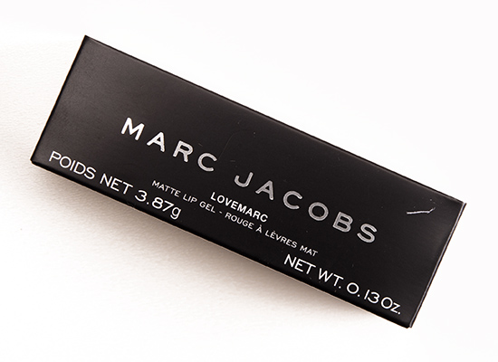 Marc Jacobs Beauty Flirt (144) Lovemarc Matte Lip Gel