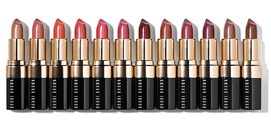 Bobbi Brown High Shimmer Lip Color Collection